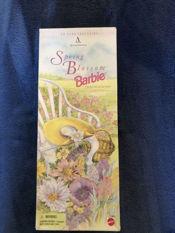 Specially Edition spring Barbie