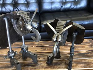 Heckle and Jeckle - Metal Sculpture - Auto Parts for Sale in Kingsport, TN