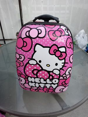 Sanrio Hello Kitty Suitcase for Sale in Redlands, CA