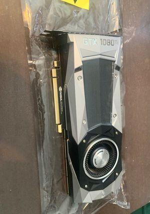 Nvidia 1080ti GPU for Sale in Palo Alto, CA