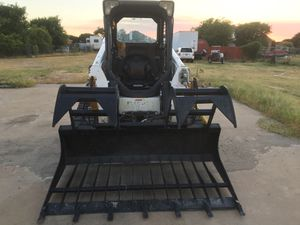 """74"""" Rock Grapple Bucket for Skid Steer for Sale in Fort Worth, TX"""