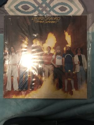 "e1ca232d096 Original 1977 Lynyrd Skynyrd ""street survivors"" for Sale in Hilliard"