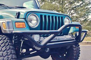 Best Offer_2000 Jeep Wrangler_TJ-$1000 for Sale in Santa Ana, CA