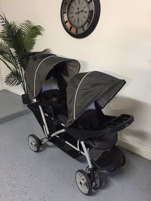 Graco DuoGlider Double stroller for Sale in Peoria, AZ