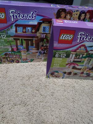 LEGO Friends Heartlake City Pool and Riding Club for Sale in Cheyenne, WY