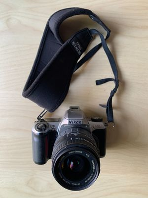 Nikon N65, 35mm film camera, with strap for Sale in Los Angeles, CA
