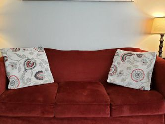 Red Couch /sofa for Sale in Cranberry Township,  PA