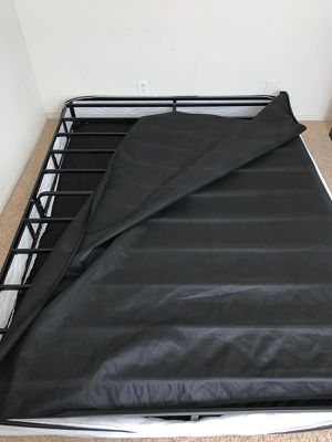Bed frame very good condition, recently bought for Sale in Fremont, CA