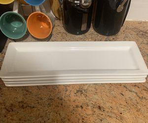Four World Tableware SL-22 Slate Bright for Sale in Brooklyn, NY