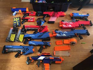 Nerf Rival and Elite Arsenal for Sale in Belle Chasse, LA