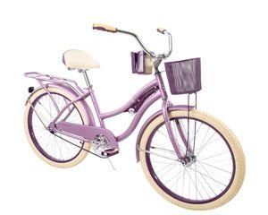 """Huffy 24"""" Nel Lusso Cruiser Bike, Purple for Sale in Alexandria, VA"""