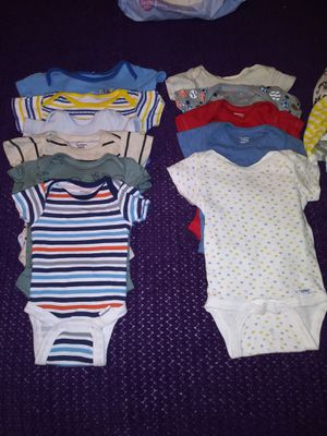 Newborn & Some 0-3 month clothes for Sale in Wichita Falls, TX