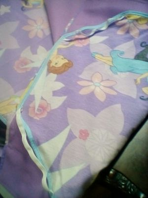 Daycare sheet with attached blanket for Sale in Houston, AL
