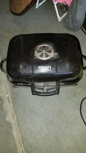 Charcoal grill great for camping for Sale in Pasco, WA