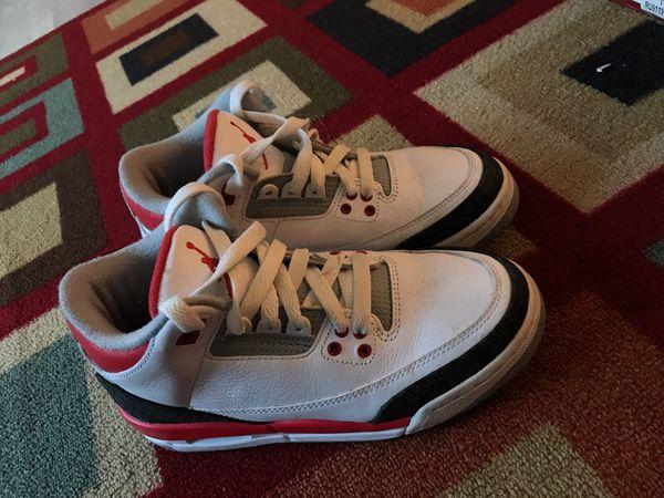 Jordan Retro 3's