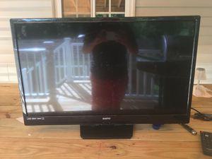 Sanyo TV 30in for Sale in Manassas, VA