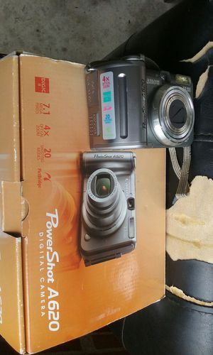 PowerShot A620 digital camera for Sale in Cleveland, OH