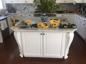 Dewalt power tool kit for Sale in Alta Loma, CA