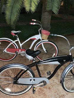Disney Collector's Limited Edition Mickey Mouse 🐭 Cruiser for Sale in Hollywood,  FL