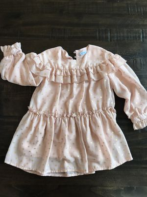 2-3T long sleeve dress for Sale in Fresno, CA