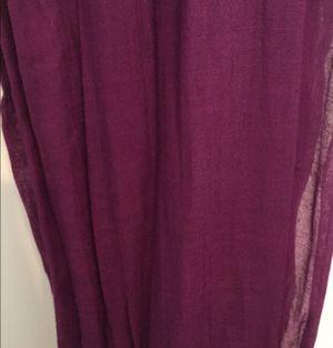 Jcrew purple scarf for Sale in Nashville, TN
