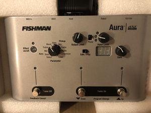 Fishman Aura Acoustic Guitar Effects Imager for Sale in Vista, CA