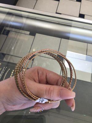 Bangle Bracelets 10K for Sale in Las Vegas, NV