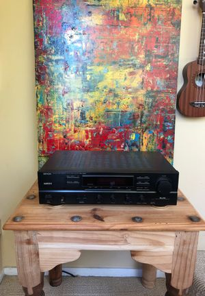 Denon Stereo Receiver for Sale in Mill Valley, CA