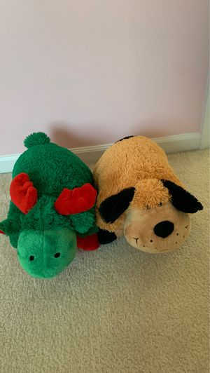 Plush Pillow Animals for Sale in Laurel, MD