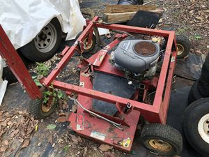 """60"""" Swisher Pull Behind Mower for Sale in Homestead, FL"""