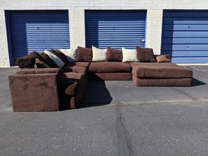 XXL Three Piece DayBed Sectional Couch Delivery available for Sale in Mesa, AZ