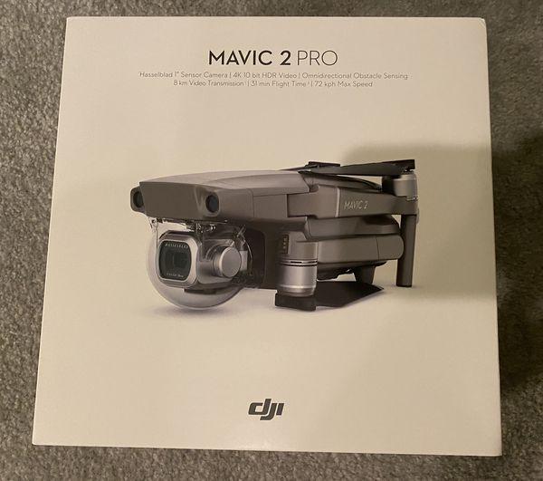 DJI Mavic Pro 2 with DJI care+Extra battery+2x32GB card+DJI bag