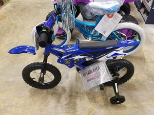 "Yamaha 12"" bike $50 FIRM for Sale in Redlands, CA"