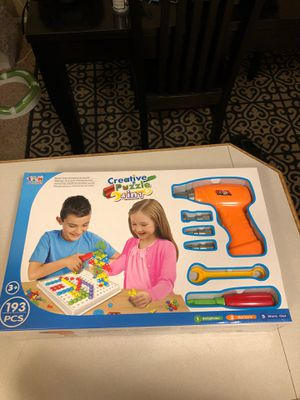 Kids puzzle game/toy for Sale in Tigard, OR