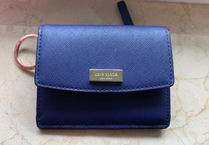 Kate Spade wallet bag (BLUE) for Sale in Miami, FL