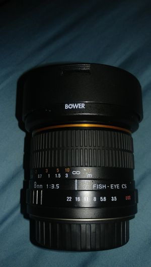 Lenses for Canon EF mount for Sale in Boston, MA