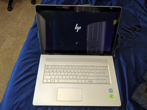 HP Envy 17 inch i7 laptop, refurbished for Sale in Bakersfield, CA
