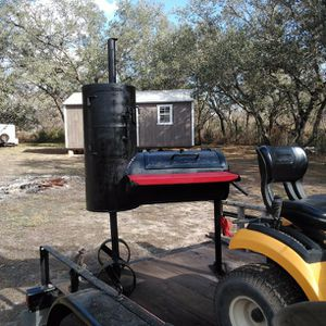 Barbecue Pit, Smoker, Grill, Bbq for Sale in Poteet, TX