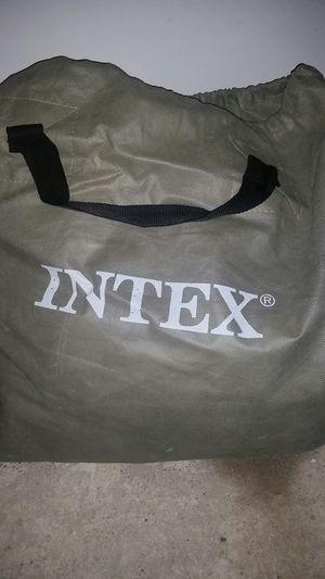 Intex air mattress for Sale in Linden, MI