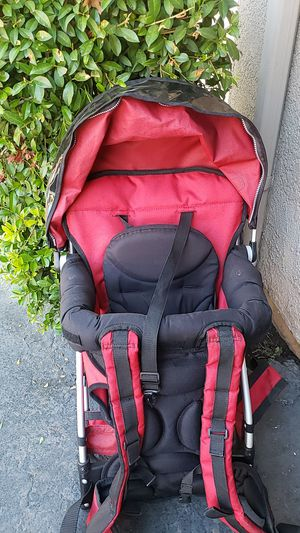 Chicco hiking backpack/carry for Sale in Rancho Cucamonga, CA