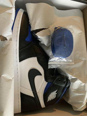 Jordan 1 royal toe for Sale in West Valley City, UT