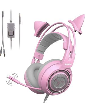 Stereo Gaming Headset with Mic for Sale in Rowland Heights, CA