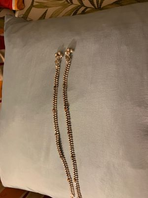 Sterling silver anklets for Sale in Fairfax Station, VA
