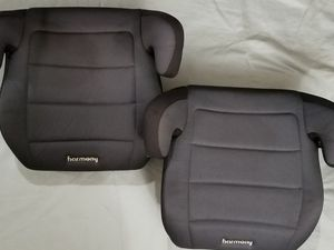 2 Harmony Booster Seats for Sale in Arnold, MO