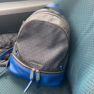 Michael Kors Backpack Rhae Purse for Sale in Largo, FL