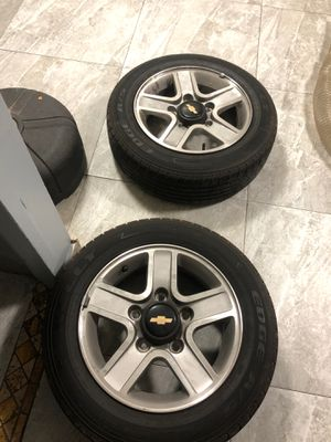 Chevy rims for Sale in Lakeland, FL