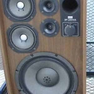 Sansui SP2500 Speaker- Works Very Well! for Sale in Arlington, TX