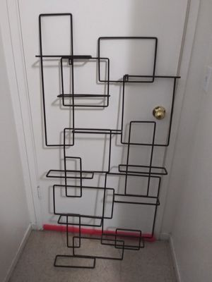Metal WineBottle Wall Holder for Sale in Fresno, CA