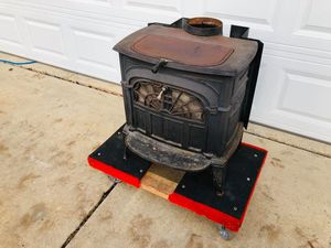 Wood Burning Stove - Vermont Castings Intrepid - Wood Burner for Sale in Downers Grove, IL
