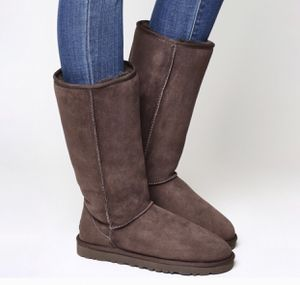 Used, UGG Tall Chocolate Boots, Size 7 for Sale for sale  New York, NY